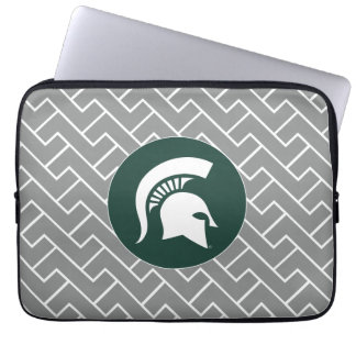 MSU Spartan Laptop Sleeve