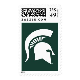 MSU Spartan Postage