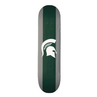 MSU Spartan Skateboard Deck