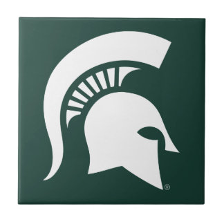 MSU Spartan Tile