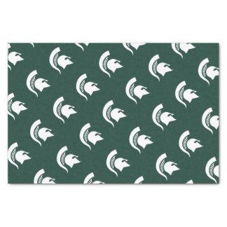 MSU Spartan Tissue Paper