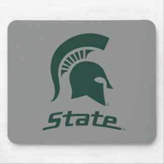 MSU Spartan with State Mouse Pad