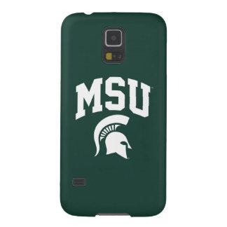 MSU Spartans Carcasas De Galaxy S5