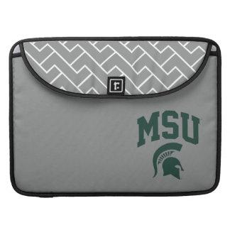 MSU Spartans Funda Macbook Pro