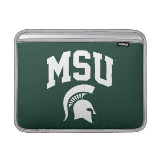 MSU Spartans Fundas Para Macbook Air