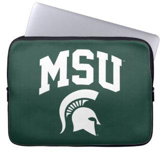 MSU Spartans Laptop Sleeve