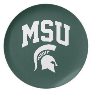 MSU Spartans Plato