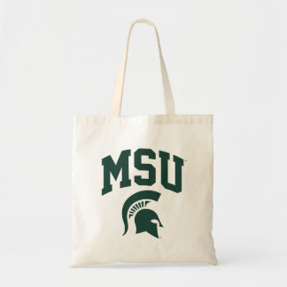 MSU Spartans Tote Bag