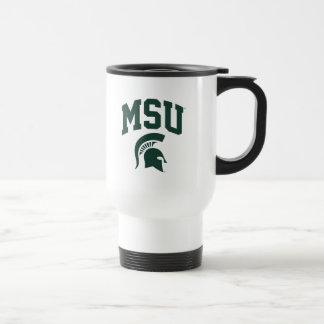 MSU Spartans Travel Mug