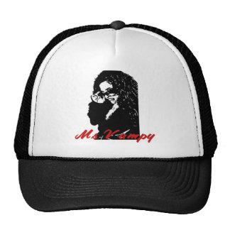 MsVampy Silhouette Trucker Hat