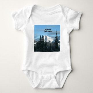 Mt. Aetna, Colorado Baby Bodysuit