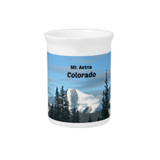 Mt. Aetna, Colorado Drink Pitchers