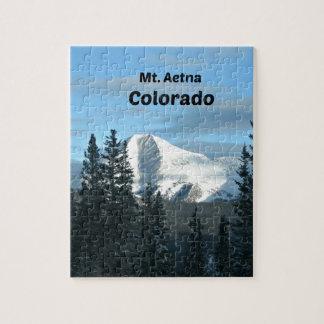 Mt. Aetna, Colorado Jigsaw Puzzles