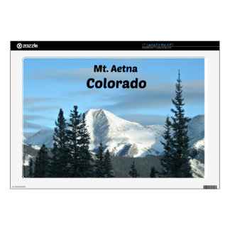 Mt. Aetna, Colorado Laptop Decals