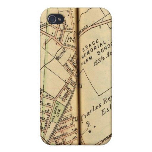 Mt. Agradable, Nueva York 3 iPhone 4 Carcasas