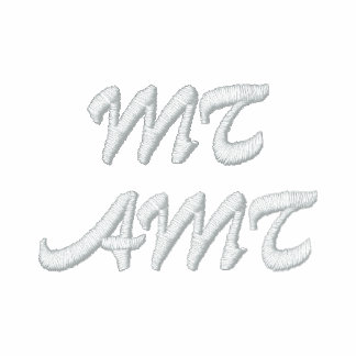 MT AMT Customizable Embroidery Jacket Laboratory