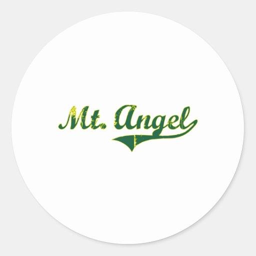 Mt. Angel Oregon City Classic Sticker