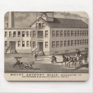 Mt. Anthony Mills Mouse Pad