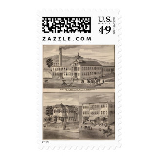 Mt. Anthony Mills Postage Stamp