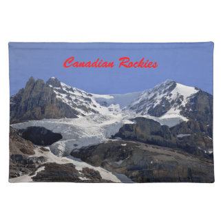 Mt. Athabasca American MoJo Placemat