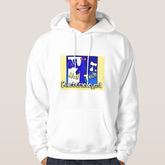 MT- BACTERIOLOGIST - MEDICAL TECHNOLOGIST - LAB HOODIE
