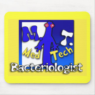 MT- BACTERIOLOGIST - MEDICAL TECHNOLOGIST - LAB MOUSE PAD