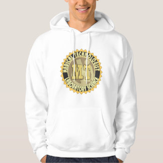 MT BADGE MEDICAL TECHNOLOGIST - LABORATORY HOODIE