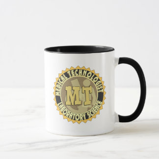 MT BADGE MEDICAL TECHNOLOGIST - LABORATORY MUG