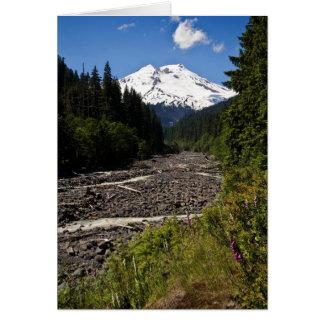 Mt. Baker Card