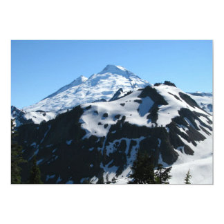 Mt Baker In July Card