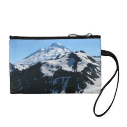 Mt Baker In July Change Purse