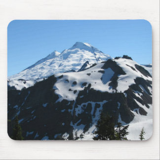 Mt Baker In July Mouse Pad