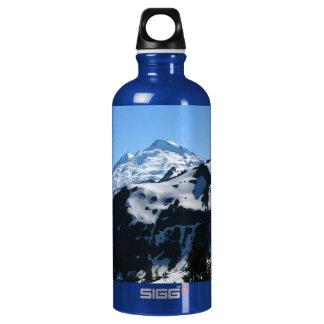 Mt Baker In July Water Bottle