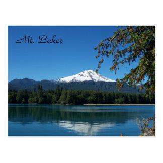 Mt. Baker Postcard