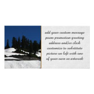 Mt Baker Summer Dusk Card