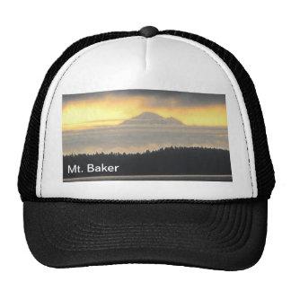 Mt. Baker Volcano Trucker Hat