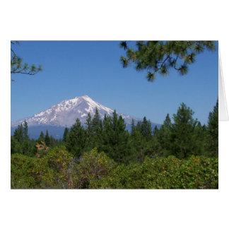 Mt. Baker Washington State Notecard