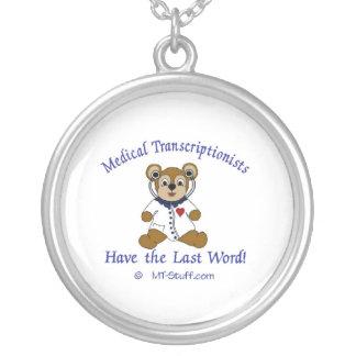 MT Bear Necklace