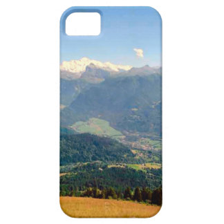 Mt Blanc range iPhone SE/5/5s Case