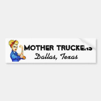 MT Bumper Sticker
