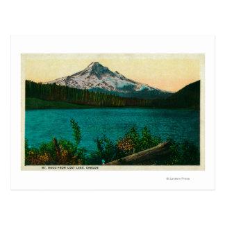 Mt. Capilla del lago perdido, ORMt. Capilla, O Postal
