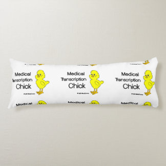 MT Chick Body Pillow
