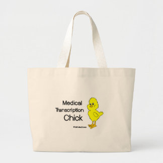 MT Chick Large Tote Bag