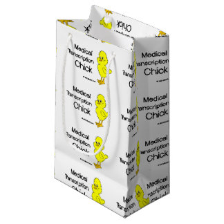 MT Chick Small Gift Bag