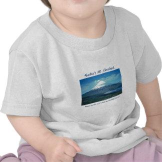 Mt. Cleveland del niño T/Alaska Camisetas