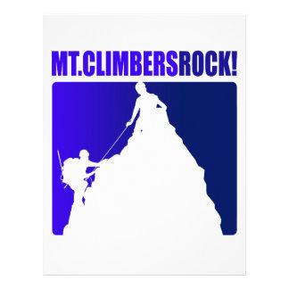 Mt Climbers Rock Letterhead