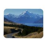 Mt. Cocinero, Nueva Zelanda Imanes Rectangulares