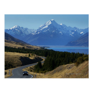 Mt. Cocinero, Nueva Zelanda Postal