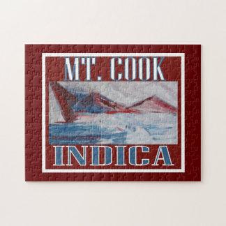 MT COOK INDICA PUZZLE