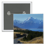 Mt. Cook, New Zealand Pin